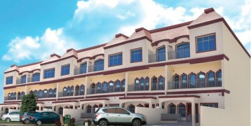 BRAND NEW 4 FLOOR BUILDING FOR SALE  in Sheikh Jaber Al Sabah Street, Al Naimiya