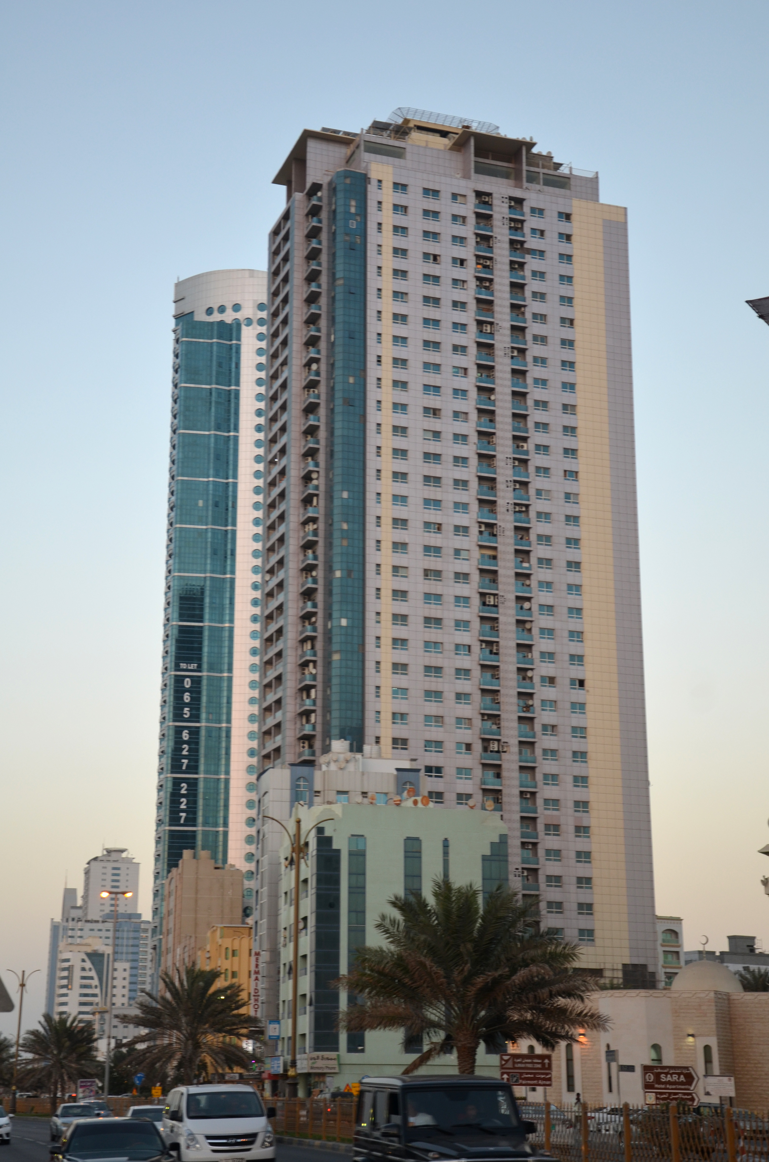 2 Bedroom Apartment for Rent in Al Shaali Tower 61f6af0505